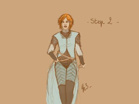 Chara design by Erydrin