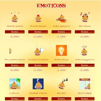 Emoticons by FIBI15