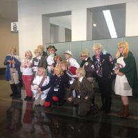 hetalia photo shoot by lisabean