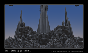 the temples of syrinx by fraterchaos