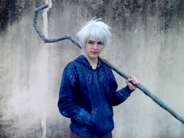 jack frost cosplay I by Guilcosplay