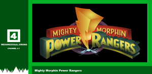 Four KF TV - Mighty Morphin Power Rangers by YDKJGuy-Towers