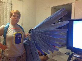 chatot wings in progress 15 by shinjuTHEcosplayer