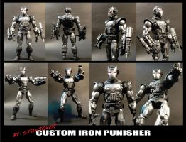 CUSTOM IRON PUNISHER by STANJOKER
