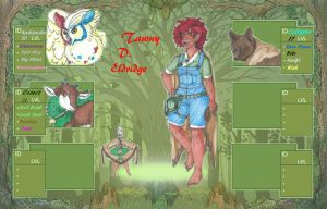PKMN Biome App Tawny by RadicalFred