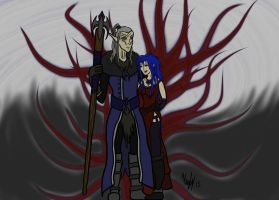 Seekers of Darkness by kayly101