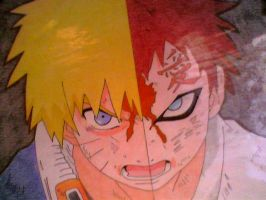 Naruto-Gaara by Choppy-Hina