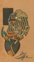 Priestess of Horus by KPhillips702