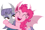 Vampire Pony Sisters by Magister39