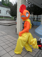 Animecon 2011 Turku - Scrafty by keijusalama