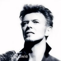 David Bowie by Lockdonnen