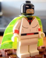 Custom LEGO Space Ghost by Digger318