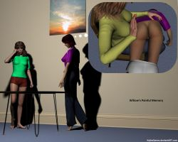 Buffy's Spanking Club - First Game 2 by KajiraGames