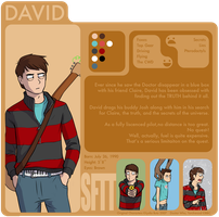 SftT: David by Girl-on-the-Moon
