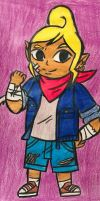 Modern Tetra by angry-toon-link