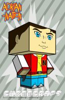 Capitan N template by ADRIAN-NATION