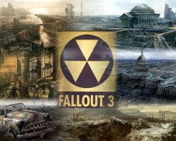 Fallout3 wallpaper by lukeio999