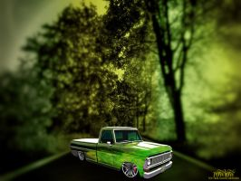 green mean machine by rowlee
