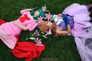 Sheryl and Ranka by kirawinter