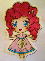 My Little Chibi: Pinkie Pie by chain-star