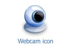 Webcam icon by Indriks