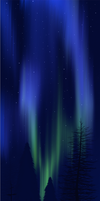 Day 33: Aurora Borealis by Artistic-Winds