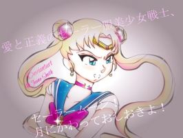 Sailor Moon!! by Jeane-Smith