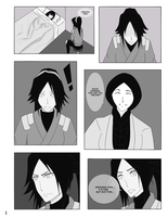 Bleach Yorusoi Past and Present ch.1 pg 1 by hinataconsuegra