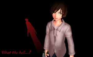 MMD Model: Henry Townshend by xNeonPistolx