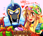 Happy Birthday To Kamira-exe by whitmoon