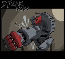 Steam Robo by Greenstuff-Alex