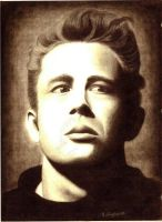 James Dean by 1disodude