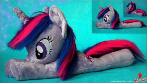 My Little Pony - Twilight Sparkle - Beanie Plush by Lavim