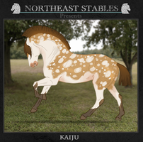 ES Kaiju 5521 by NorthEast-Stables