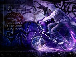 Electric Ride WP Pack by FrozenStarRo