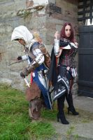 Assassins Creed Cosplay (12) by masimage