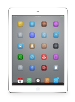 ipad Air Patience by Laugend