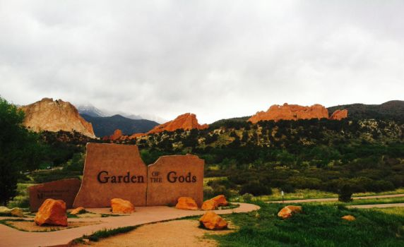 Garden of the gods by TheHeartwoodStudio