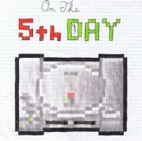 12 Days of Colonel-Mas - Day 5 - Sony Playstation by Colonel-Majora-777
