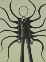 Slender Man by Frontierx