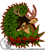 Barbaro Feral Badge by PinkScooby54