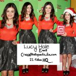 Lucy Hale Event by CrazyPhotopacks
