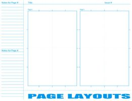 Comic Book Layout Page by RalphContreras
