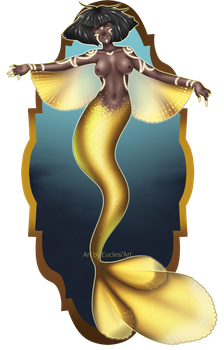 [Euclesiart] 20 Days Art Challenge Mermaid Day 4 by EuclesiArt