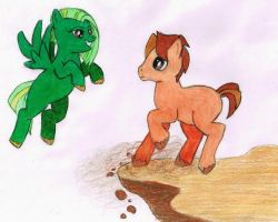 Windstorm and Windfall by Animal-Amans