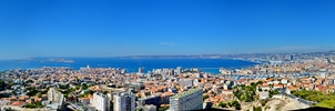 Marseille Panorama by Travelie