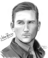 Person of Interest: John Reese by CelestialTina