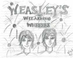 Weasley's Wizarding Wheezes by ooobleck