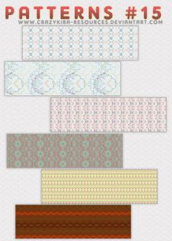 Patterns .15 by crazykira-resources