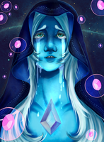 Blue Diamond - Steven Universe by pauexe